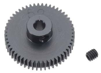 Robinson Racing 4352 Pinion Hard Alum 64p 52t RRP4352