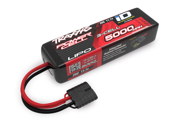 Traxxas 5000mAh 11.1v 3-Cell 25C LiPo Battery TRA2832X