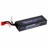 Gens ace 5000mAh 7.4V 50C 2S1P HardCase Lipo Battery Pack 21# with Deans plug GAB45C55004S1PDeans