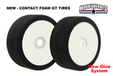 Contact 1/8 On Road Foam GT Tires CONJB35G GRP style