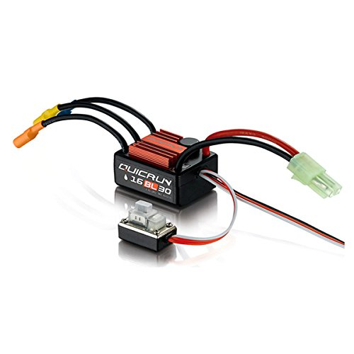 Hobbywing QuicRun 16BL30 Waterproof ESC (1/18, 1/16 Car) HWI30110000