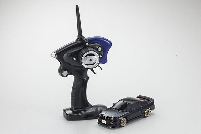 Kyosho MA-020S NISSAN 180SX Aero with LED Black KYO32135BK-B