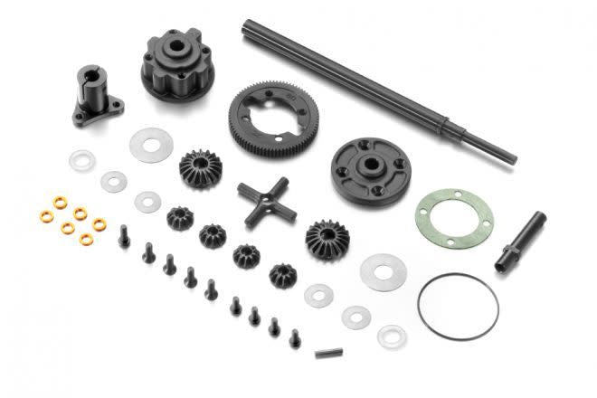 XRAY Gear Differential 1 / 12 Pan Car - Set XRA374900