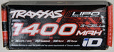 Traxxas 1400mAh 11.1v 3-Cell 25C LiPo Battery TRA2823X