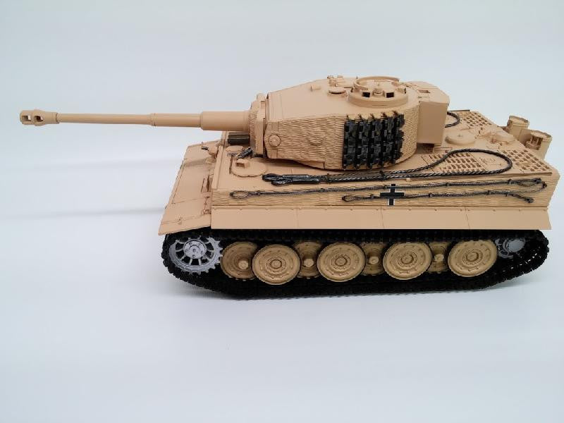 Taigen Late Tiger 1 (Plastic Version) Airsoft 2.4Ghz RTR RC Tank 1/16th Scale TAG12020