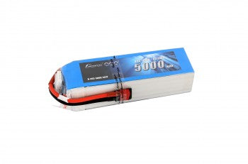 Gens ace 18.5V 45C 5S 5000mAh Lipo Battery Pack with Deans Plug GAB45C50005S1PDEANS