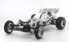 Tamiya Racing Fighter - DT03 Chrome Metallic TAM47347