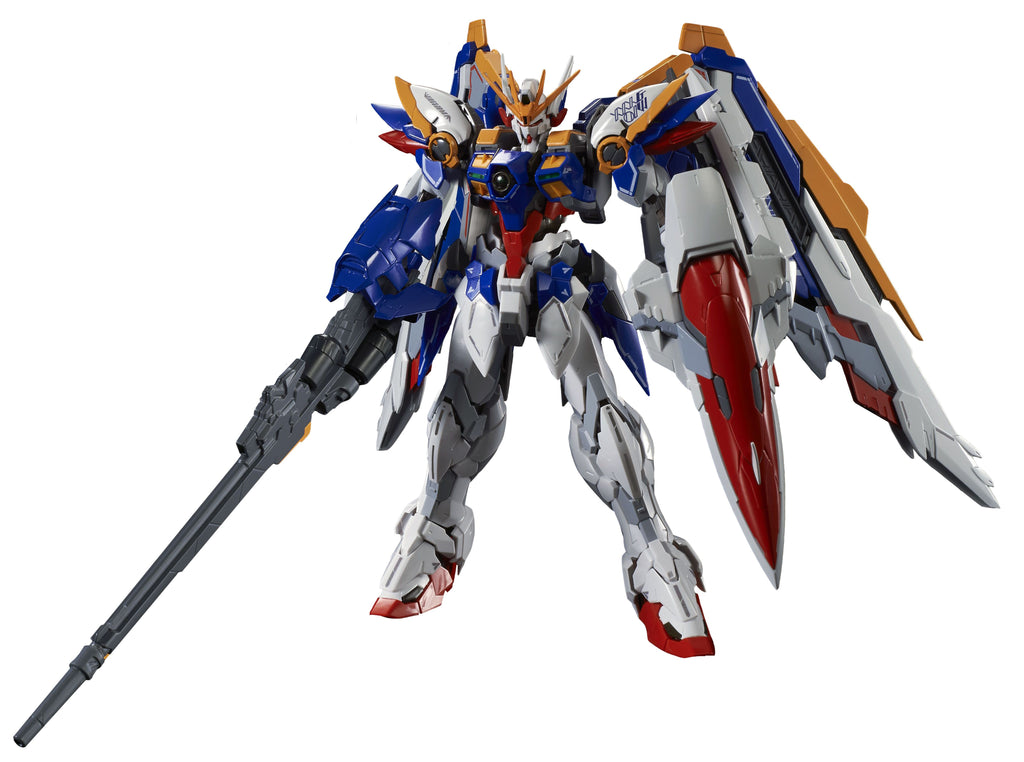 "Bandai Wing Gundam (EW) ""Gundam Wing"", Bandai Hi-Resolution Model 1/100 BAS5055856"
