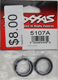Traxxas Ball Bearing, Black Rubber Sealed (17x26x5mm) (2) TRA5107A