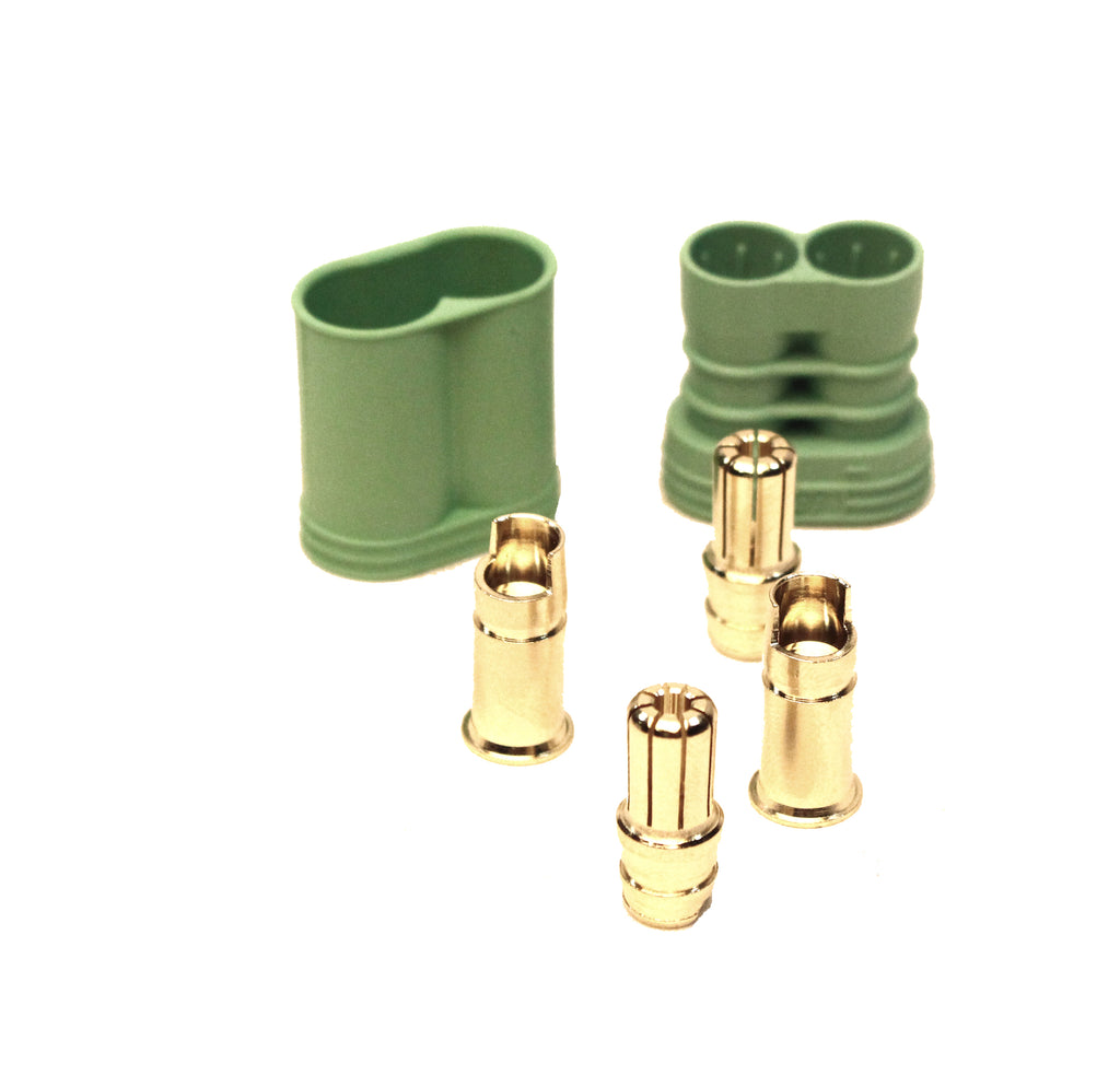 Castle Creations Polarized Bullet Connector 6.5mm CSE011-0053-00