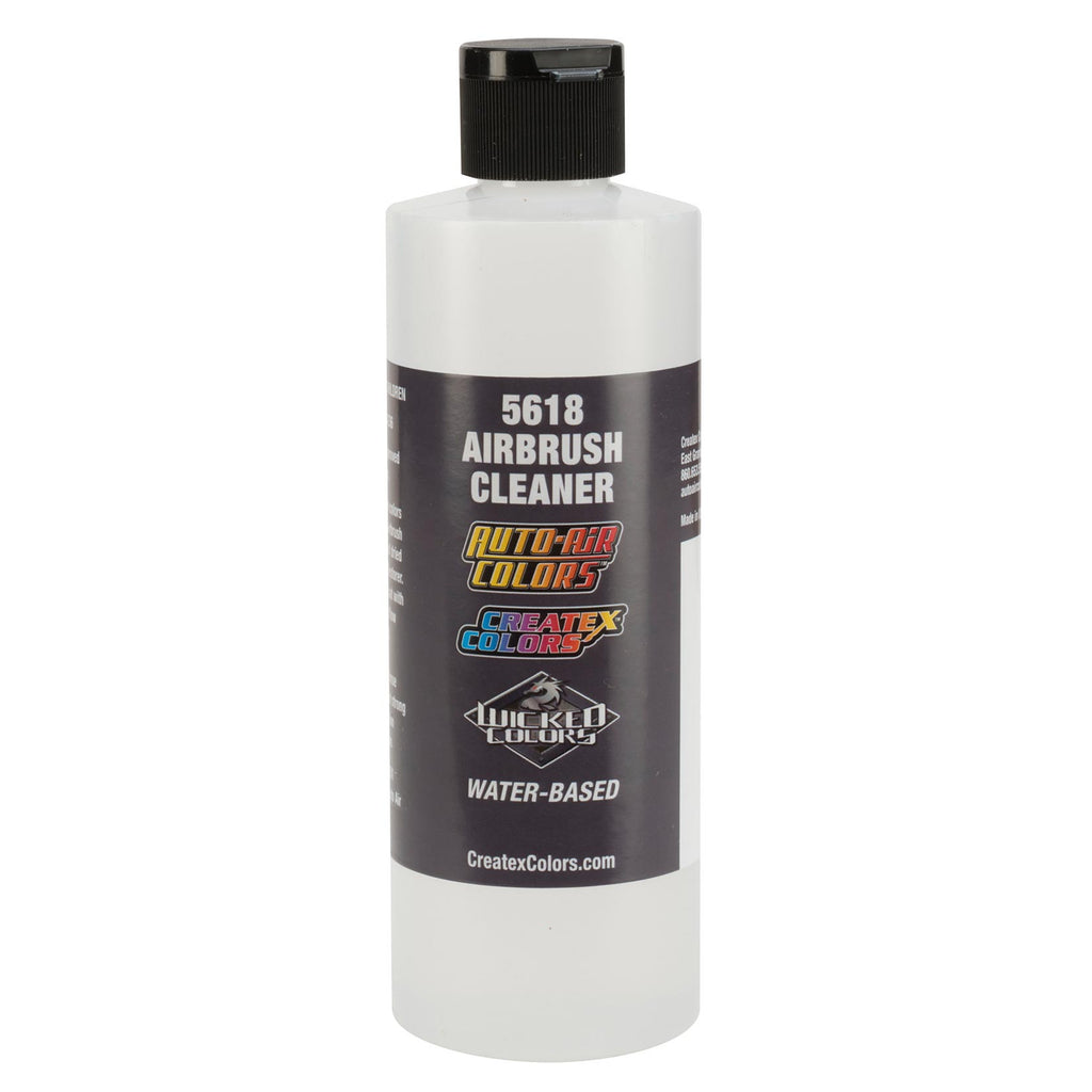 Createx AIRBRUSH CLEANER 16 OZ 717893656183