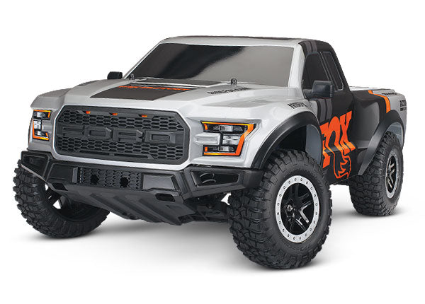 Traxxas Ford F-150 Raptor: 1/10-Scale Ford F-150 Raptor w TQ 2.4GHz Radio System TRA58094-1-FOX