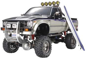 Tamiya 1/10 Toyota Hilux High-Lift Kit TAM58397