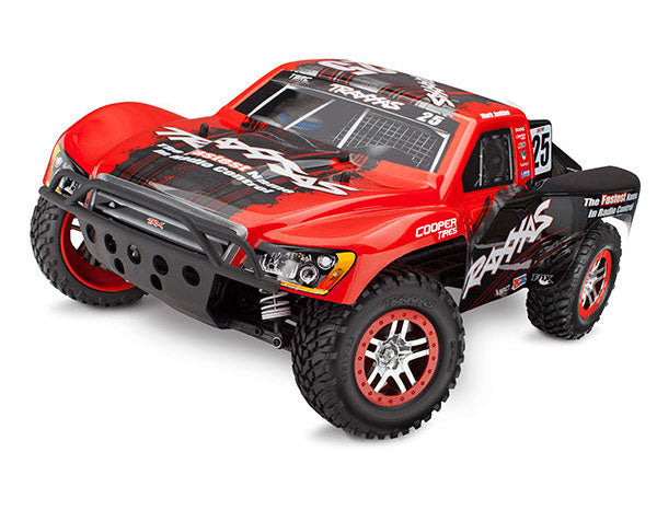 Traxxas Slash 4X4: 1/10 Scale 4WD Electric Short Course Truck with TQi Traxxas Link Enabled 2.4GHz Radio System & Traxxas Stability Management (TSM) TRA68086-4-MARK
