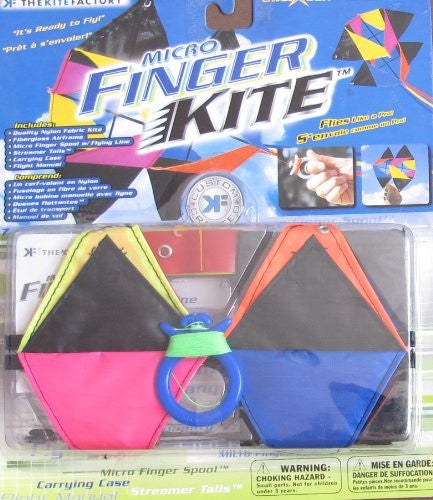 Top Flight Team Micro Finger Kite TOP20003