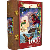 Masterpieces Book Box - Peter Pan 1000 Piece Jigsaw Puzzle MST71660