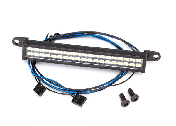 Traxxas LED Light Bar, Front Bumper (Fits #8124 Front Bumper, Requires #8028 Power Supply) TRA8088