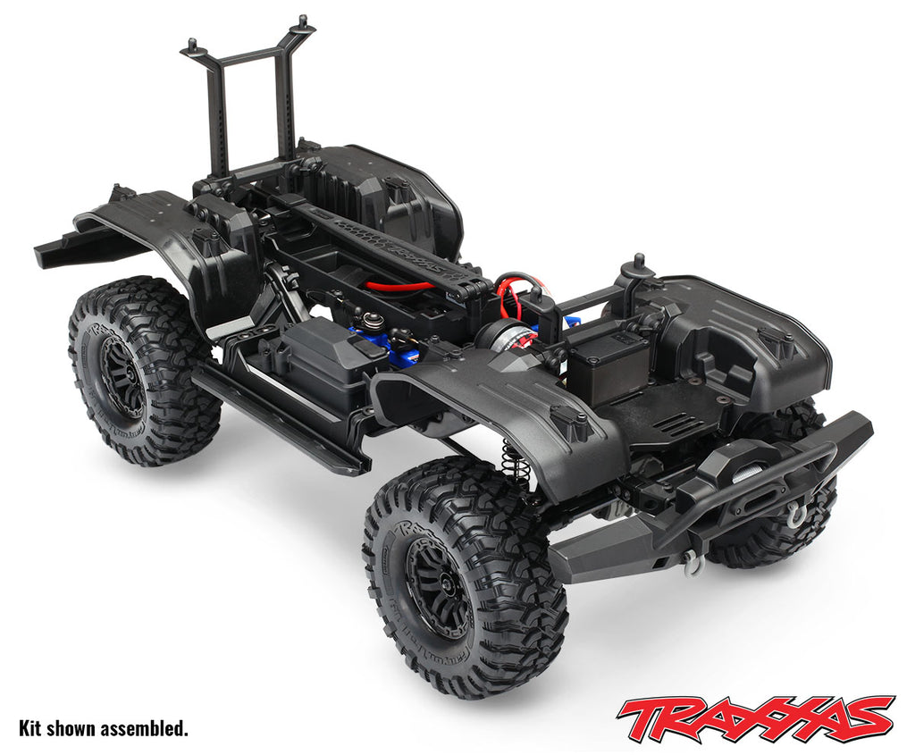 Traxxas TRX-4 Assembly Kit: 4WD Chassis with TQi Traxxas Link Enabled 2.4GHz Radio System TRA82016-4