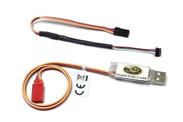 Kyosho Brushless Setup Cable 2.0 (for MB010VE2.0) KYO82082