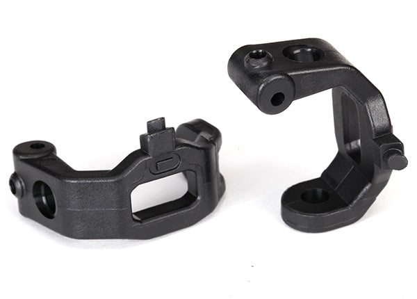 Traxxas Caster Blocks (C-Hubs) (2)/ Kingpin Bushings (4) TRA8332