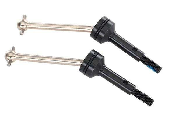 Traxxas Driveshafts Steel Constant-Velocity (Assembled) Front (2) TRA8350X