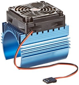 Hobbywing Cooling Fan + Heat Sink Combo C4 HWI86080130