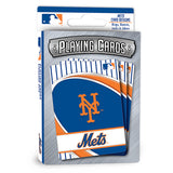 Masterpieces Puzzle New York Mets Playing Cards MST91745