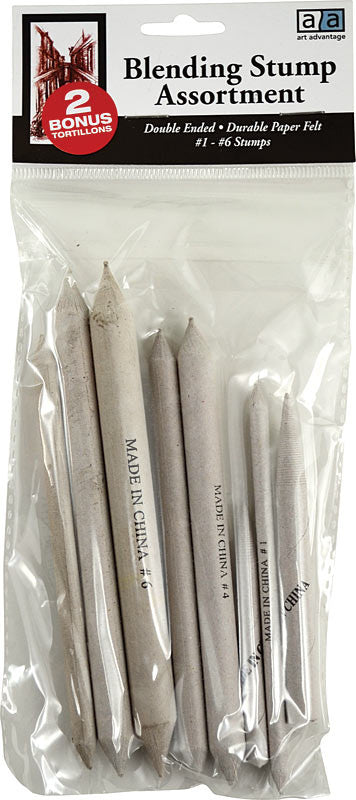 C2f Blending Stumps Assorted Set ARTDA6