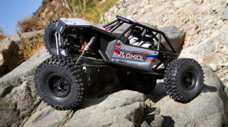 Axial 1/10 Capra 1.9 Unlimited Trail 4WD Buggy Kit AXI03004