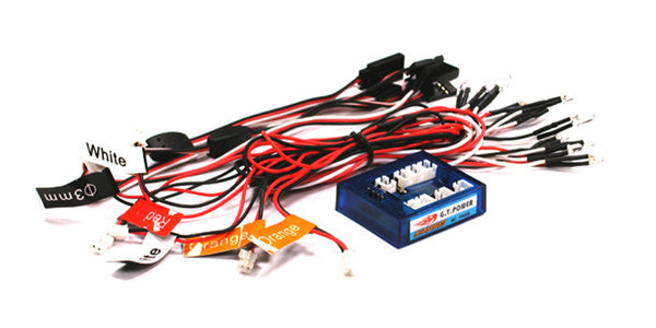 Integy Type II Gt Power Complete Led Light Kit INTC23455