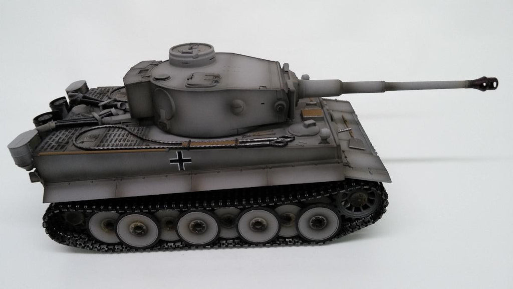 IMEX German Tiger I Full Metal 2.4 Tank TAG12030