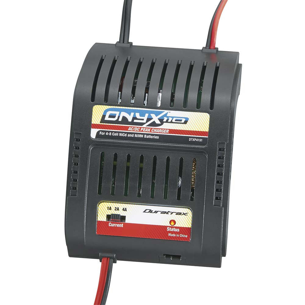 Duratrax Onyx 110 AC/DC Peak Charger NiCD NiMH Charger