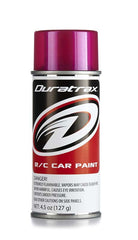 Duratrax Metallic Burgundy 4.5 oz Polycarbonate Paint DTXPC267
