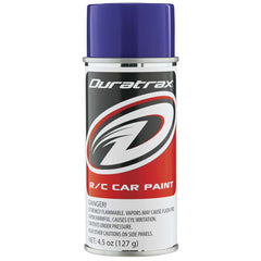 Duratrax Purple 4.5oz Polycarbonate Spray Paint