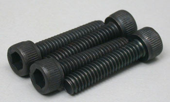 Dubro Socket Cap Screws 8-32x3/4 (4) DUB578