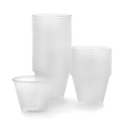 Great Planes Gp Epoxy Mixing Cups (50) GPMR8056