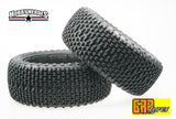 GRP GW95-S3 Med compound Micro 180mm tires HPI Baja 5T/5SC Front, and Losi 5ive/DBXL/VEKTA.5 Front/Rear