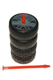 GRP GG01PIN 2 GT Tire Pins: Holds Up to 4 GT Tires