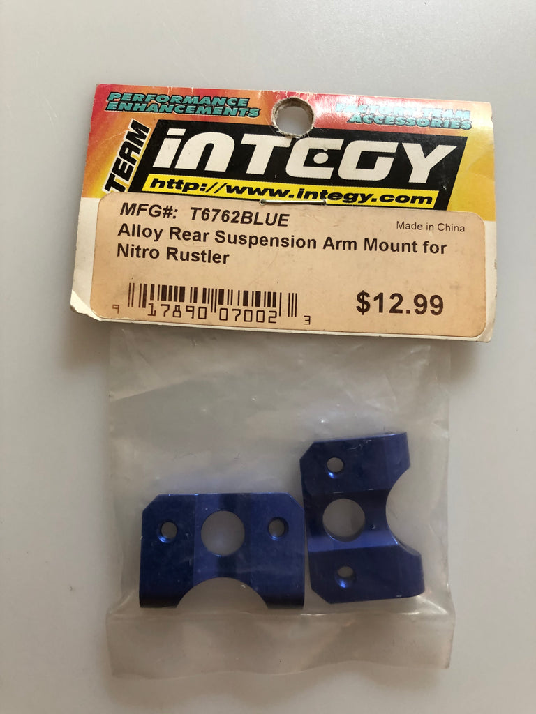 Integy Rear Suspension Arm Mount for Nitro Rust INTT6762B