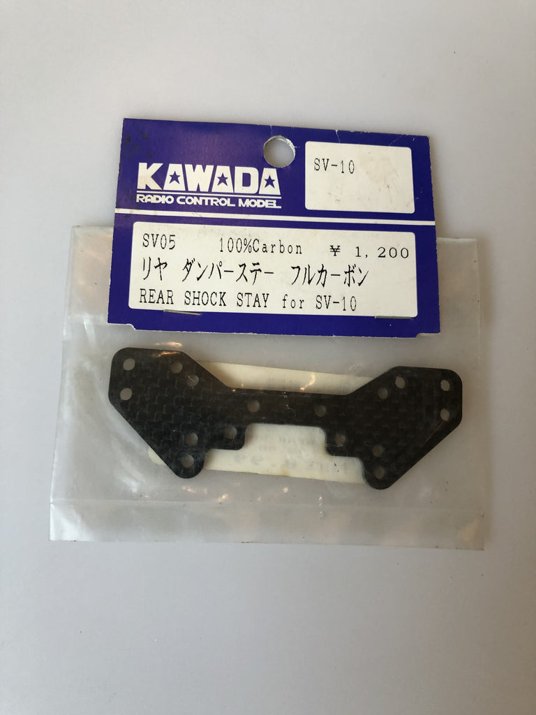 Kawada Rear Shock Tower for SV-10 Vintage KAWSV05