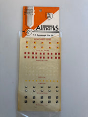 Almarks T6 Armoured Division Sheet ALT6