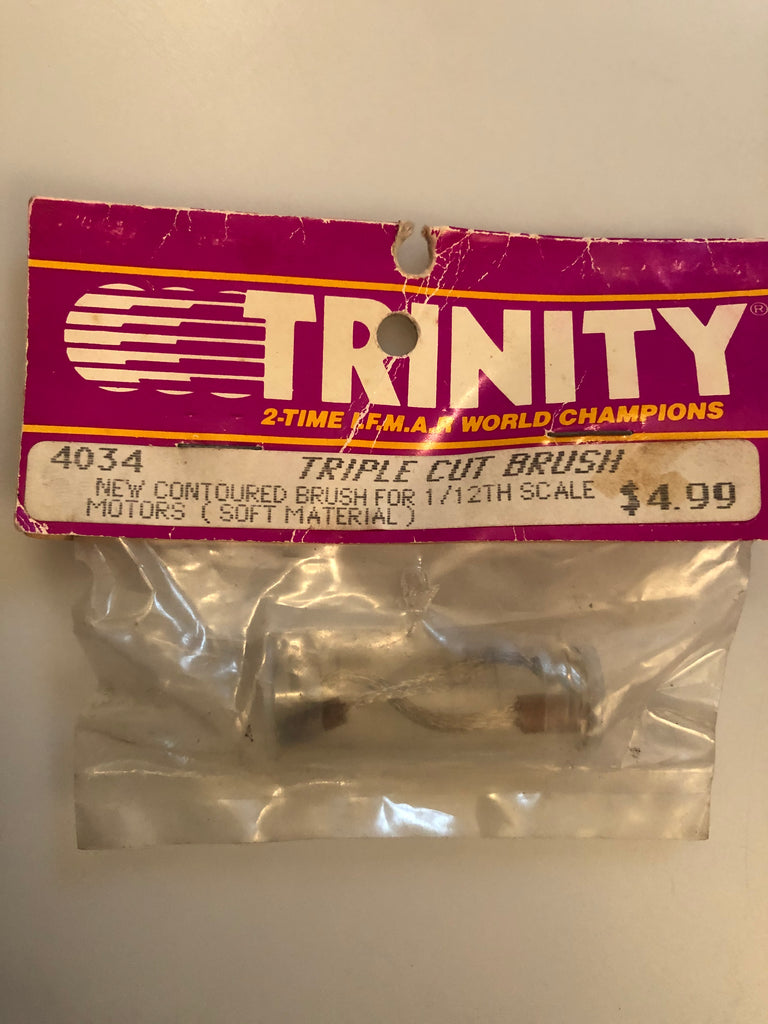 Trinity Triple Cut Brush for 1/12th Scale Soft Material TRI4034