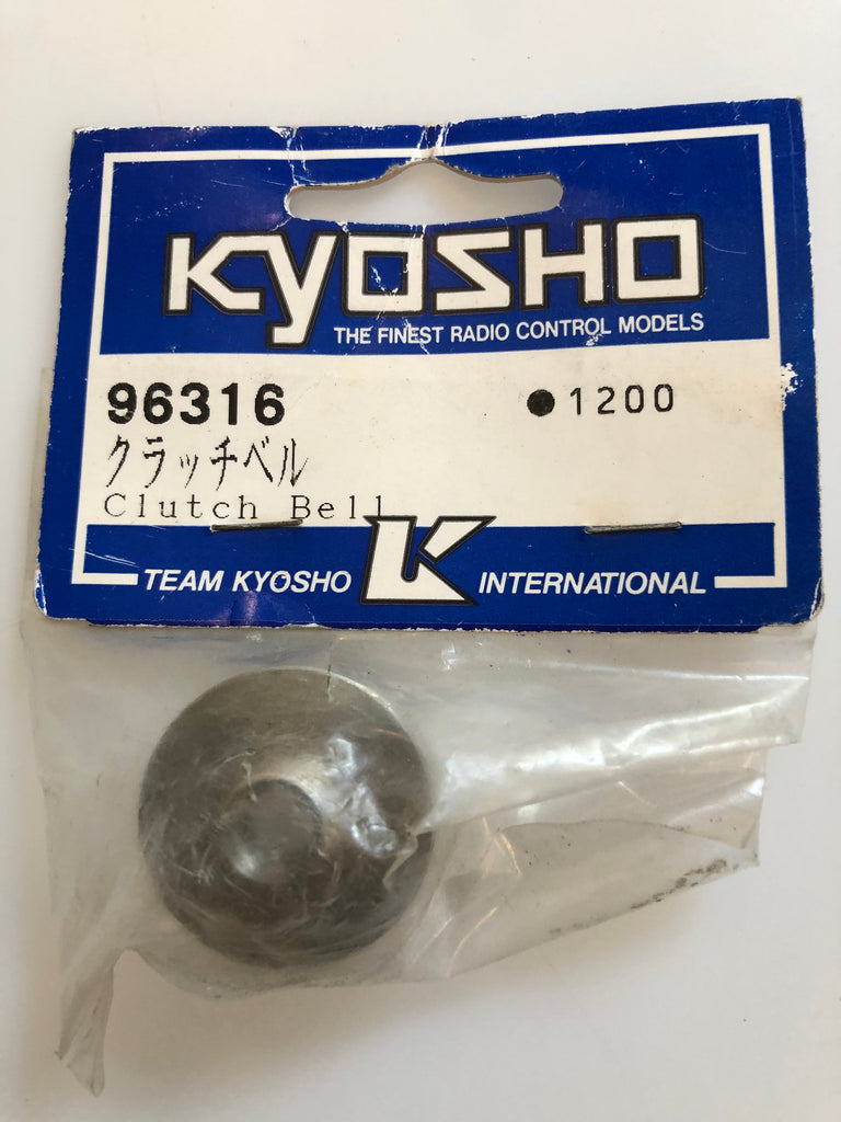 Kyosho 96316 Clutch Bell Stainless KYOC2969
