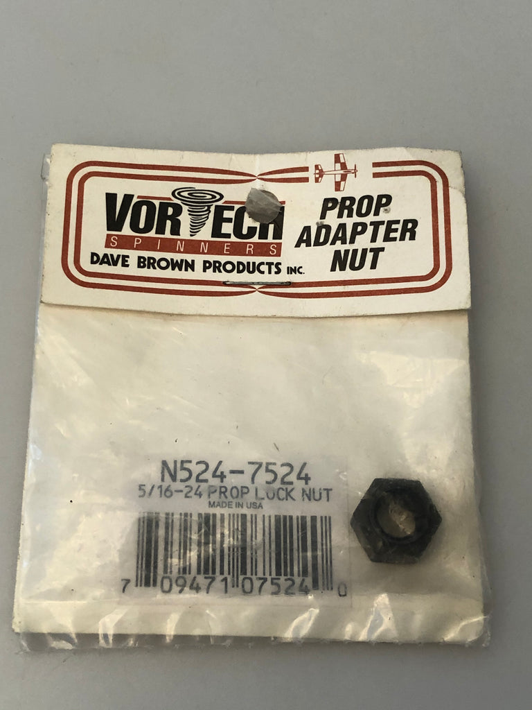 Dave Brown 5/16-24 Lock Nut DAVN524-7524