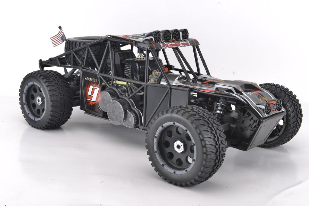 IMEX/FS Racing 1/5th Scale 4WD 30cc Gas Powered 3ch 2.4GHz Desert Buggy with LED Lights IMX15901