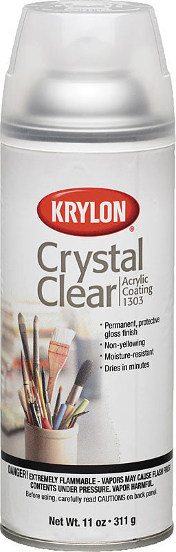 C2f 11oz Crystal Clear Glaze KRY1303