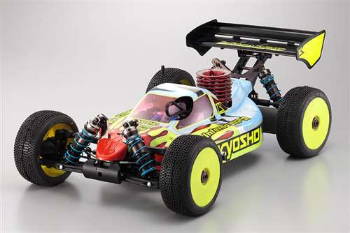 Kyosho 1/8 Inferno Mp9 Tki3 Spec A Nitro Buggy KYO31789B
