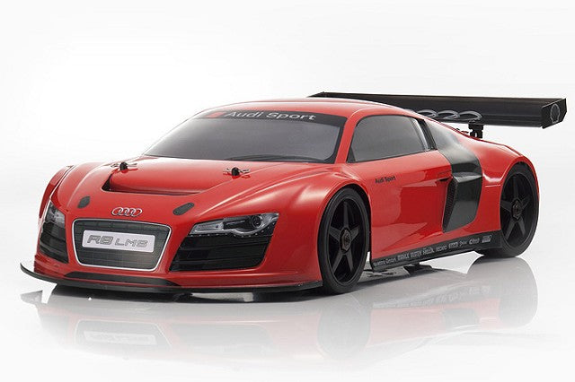 Kyosho Inferno GT2 - Audi R8 LMS Red Race SPEC 1/8 GP 4WD RS KYO33006B