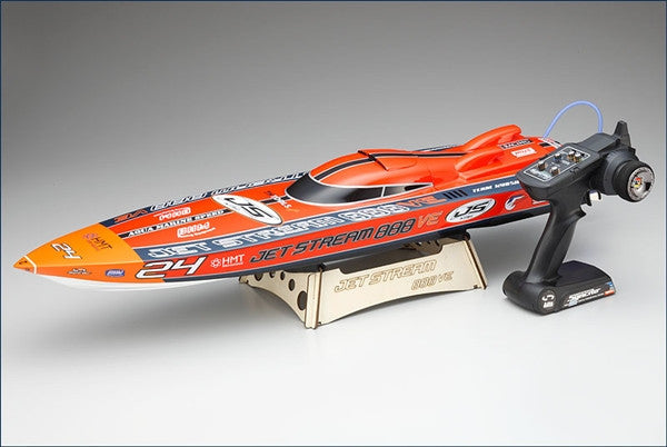 Kyosho Ep Jetstream 888 Ve Readyset KYO40232RSB