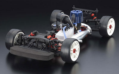 Kyosho 1/8 Inferno Gt2 Chassis Kit W/Sirio 24 KYO31830S24B